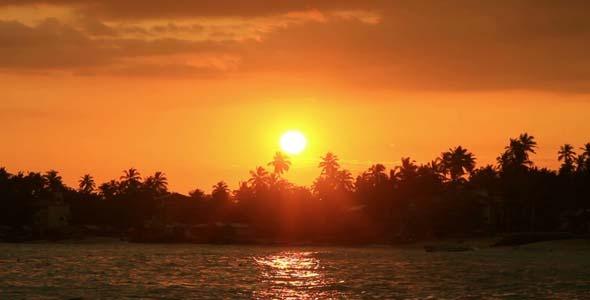 Exotic Unawatuna Beach Sri Lanka 0