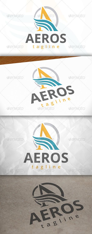 GraphicRiver Aeros Logo 7899950