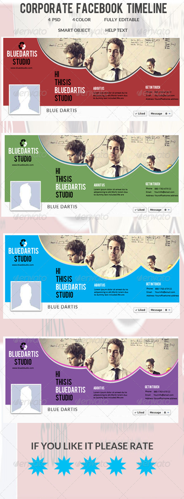 GraphicRiver Corporate Facebook Timeline Cover1 7900619