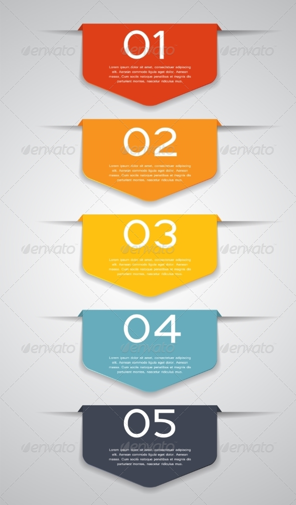 GraphicRiver Infographic Templates for Business Vector Illustra 7901627