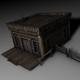 Wooden Cabin - 3DOcean Item for Sale