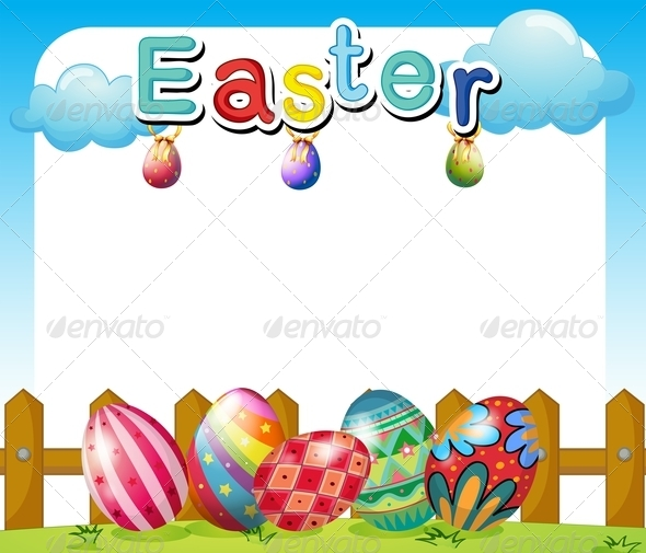 GraphicRiver Easter Template 7902618