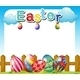 Easter Template - GraphicRiver Item for Sale