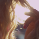 Hair and Sun Rays - VideoHive Item for Sale