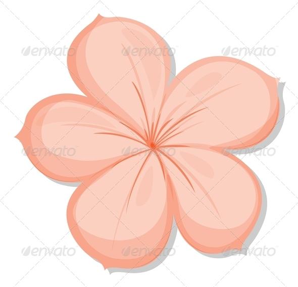 GraphicRiver Five-Petal Flower 7903672