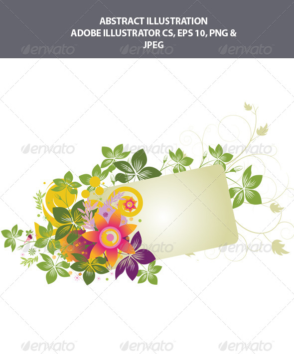 GraphicRiver Abstract Illustration 7905114