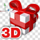 Gift Box 3D Object - GraphicRiver Item for Sale