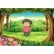 A Fat Woman at the Jungle - GraphicRiver Item for Sale