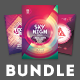 Geometric Flyer Bundle Vol.05 - GraphicRiver Item for Sale
