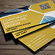 Realstar Corporate Business Card Template - GraphicRiver Item for Sale