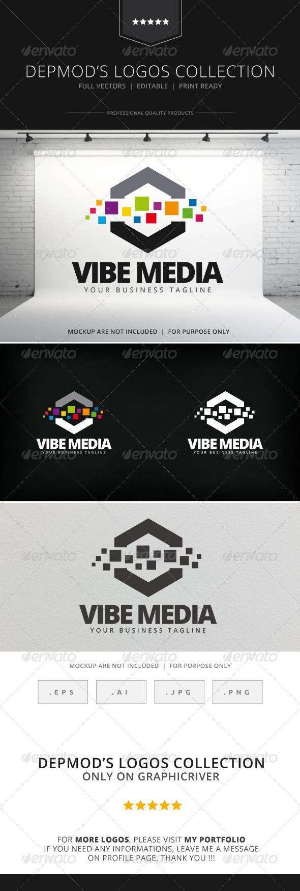 Vibe Media Logo