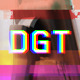 Digital Glitch Transitions - VideoHive Item for Sale