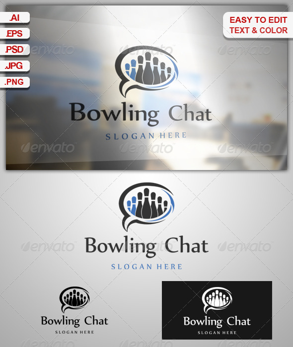 GraphicRiver Bowling Chat 7907233