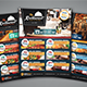 Cafe and Restaurant Flyer - GraphicRiver Item for Sale