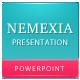 Nemexia Powerpoint Presentation - GraphicRiver Item for Sale