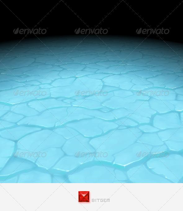 3DOcean Ice 7908437