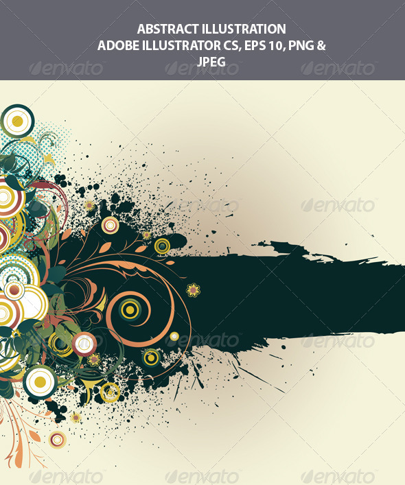 GraphicRiver Abstract Illustration 7908775