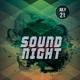 Sound Night - GraphicRiver Item for Sale