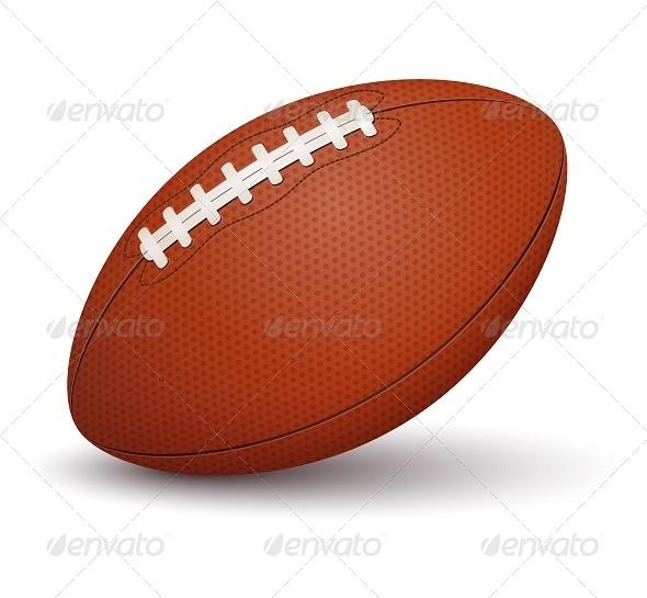 GraphicRiver American Football 7908991