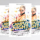 Campus Night Flyer - GraphicRiver Item for Sale
