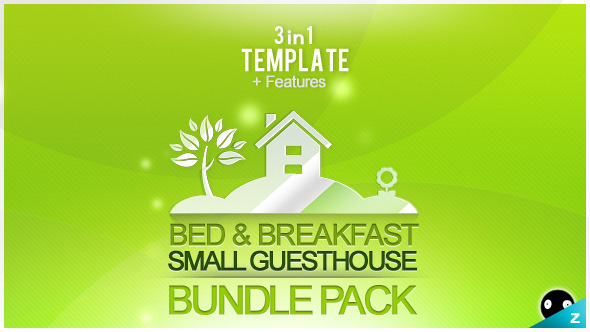 B&B Guesthouse Bundle Pack