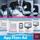 Multipurpose App Flyer - GraphicRiver Item for Sale