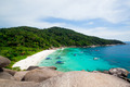 Tropical beach, Similan Islands, Andaman Sea, Thailand - PhotoDune Item for Sale