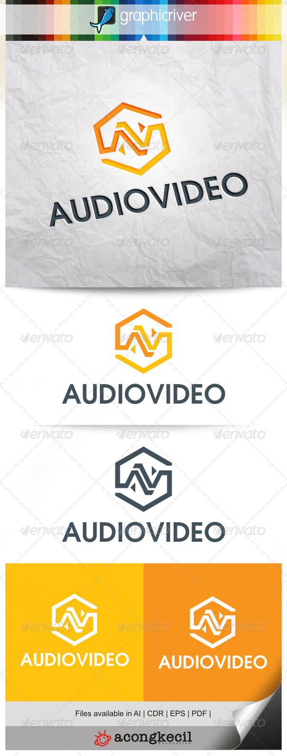 GraphicRiver Audio Video V.5 7910785