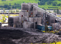 Dirty coal mine building fossil energy resource - PhotoDune Item for Sale