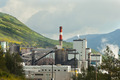Coal mine electrical power plant contrast nature - PhotoDune Item for Sale