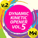 The Dynamic Kinetic Opener Volume 5 - VideoHive Item for Sale