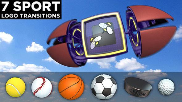 Sport Logo Transitions