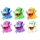 Six Colorful Monsters - GraphicRiver Item for Sale