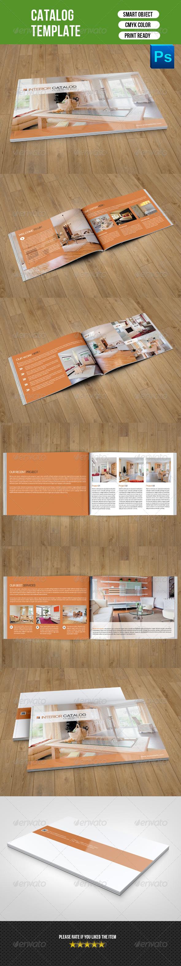 GraphicRiver Interior Catalog Template-V14 7913142