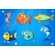 Colorful Sea Creatures - GraphicRiver Item for Sale