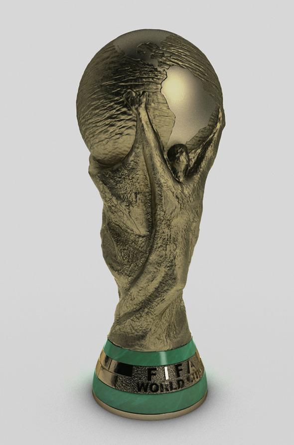 3DOcean FIFA World Cup 7915057