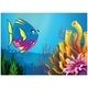 Underwater Seascape with Fish - GraphicRiver Item for Sale