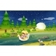 River with a Floating Boat and Kids - GraphicRiver Item for Sale