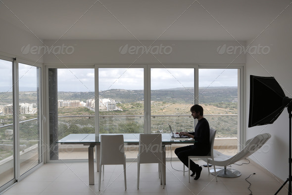 white room - Stock Photo - Images