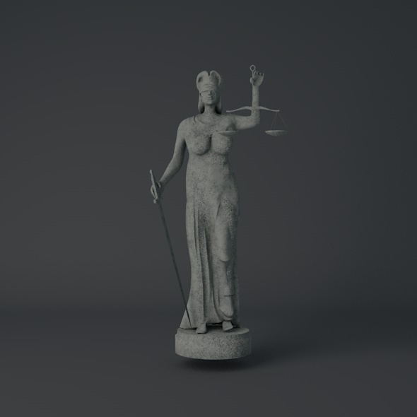 Femida - 3DOcean Item for Sale
