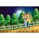Family at the Forest - GraphicRiver Item for Sale