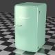 Mint Refrigerator