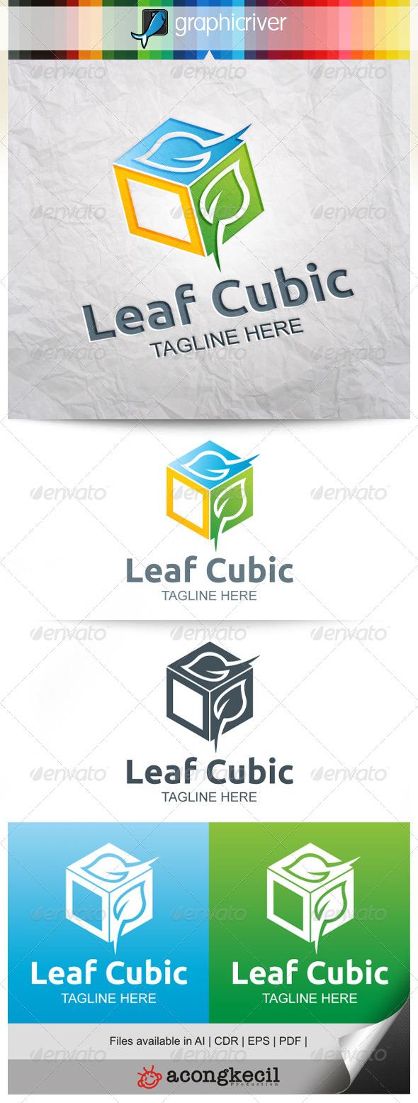 GraphicRiver Leaf Cubic V.2 7916187