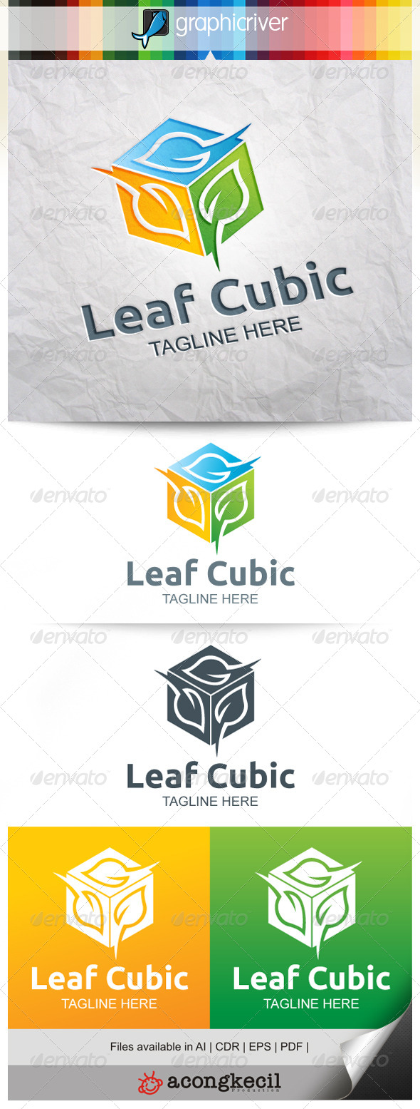 GraphicRiver Leaf Cubic V.3 7916195