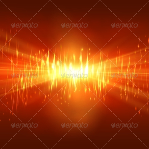 GraphicRiver Abstract Ardent Background 7916578