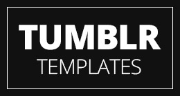 Tumblr Templates by adraft
