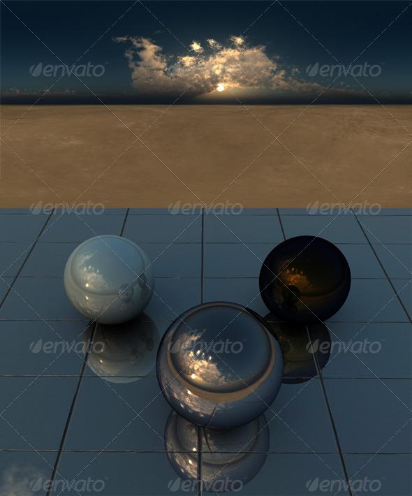 Desert 136 - 3DOcean Item for Sale