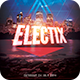 Electix Flyer - GraphicRiver Item for Sale