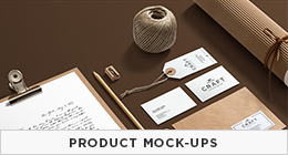 Photoshop Product Mock-Ups