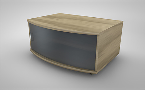 TV Stand - 3DOcean Item for Sale